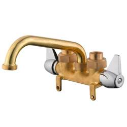 Kitchen Faucet Finishes Ashland Laundry Tub Faucet Brass 545749 Plumbing