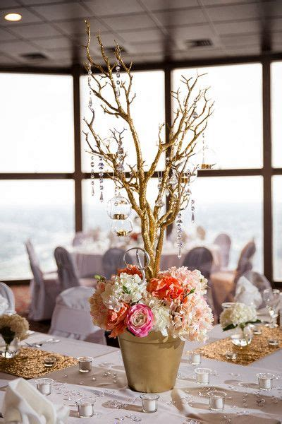 glitter branches for centerpieces 117 best images about table centerpieces on