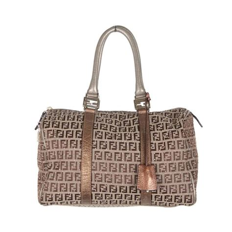 Canvas And Wicker B Fendi Bag by Fendi Straw Wicker Handbag With Leather New At 1stdibs