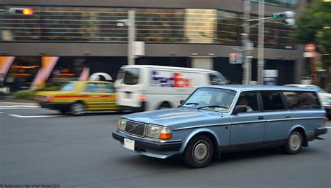 ranwhenparked japan volvo 240 wagon ran when parked