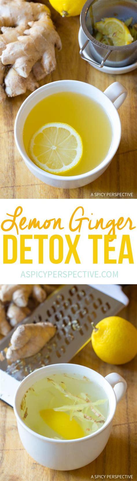 Lemon Detox Ingredients Australia by Lemon Detox Tea Recipe The O Jays Detox And Teas