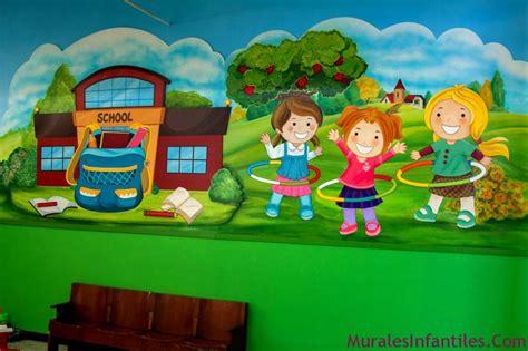 decoracion mural decoraciones con murales infantiles