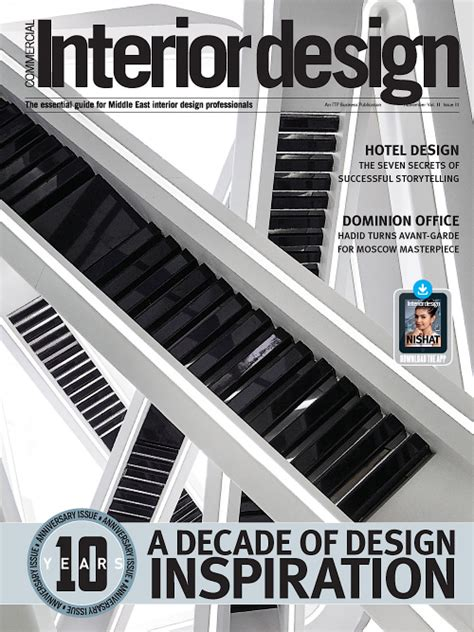 commercial interior design magazine commercial interior design november 2015 187 free pdf