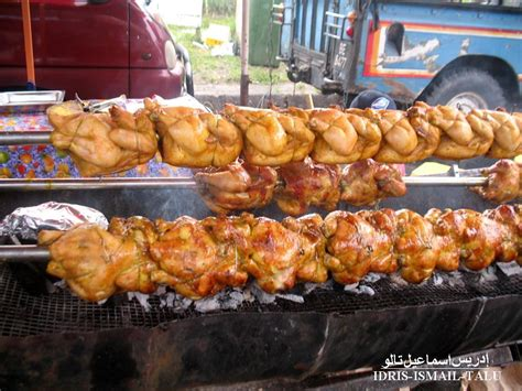 idristalu makanan  biasa dijual  pasar tani brinchang