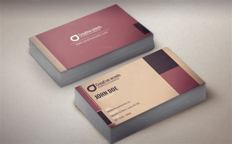 modern card templates artex modern business card template business card