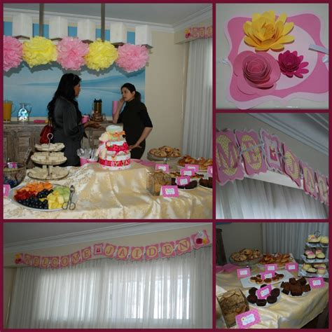 High Tea Baby Shower by High Tea Themed Baby Shower