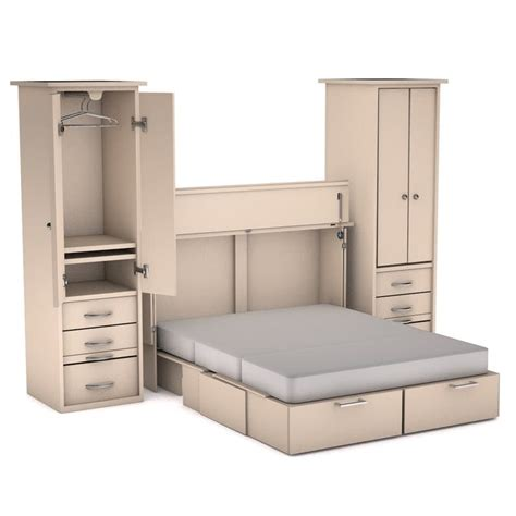 cabinet bed the denva cabinet bed is a tv stand and a standard size bed