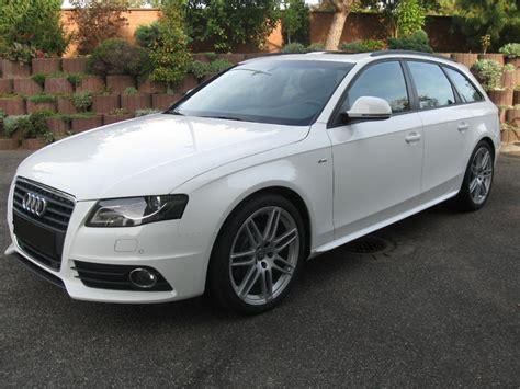 Audi A4 2 7 by Audi A4 Avant 2 7 Tdi Avant Quot S Line Quot Est Auto Import