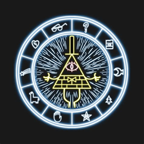 gravity falls bill cipher wheel gravity falls bill cipher wheel gravity falls t shirt