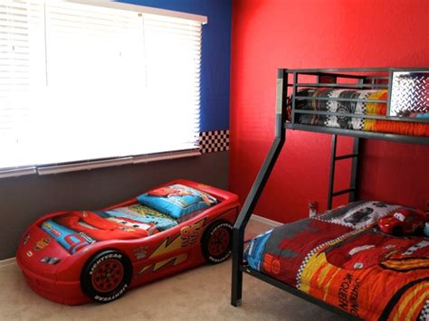 Cars Bunk Bed Car Bunk Bed Best Home Design 2018