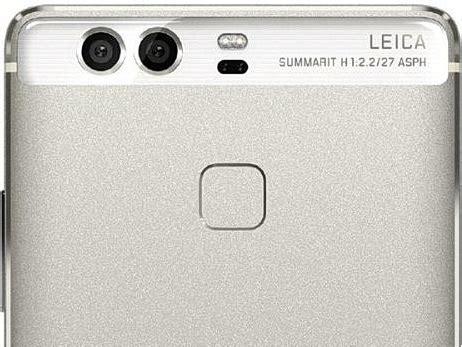 huawei p9 pressebild zeigt leica dual kamera notebookcheck news