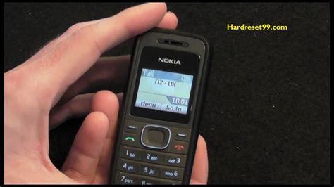 nokia factory reset software download nokia 1208 hard reset how to factory reset