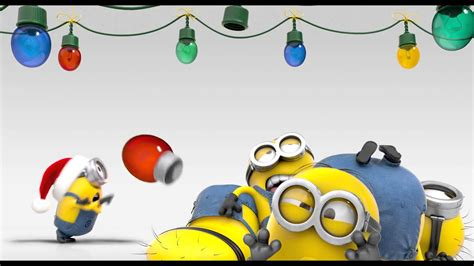 despicable   merry christmas  odeon youtube