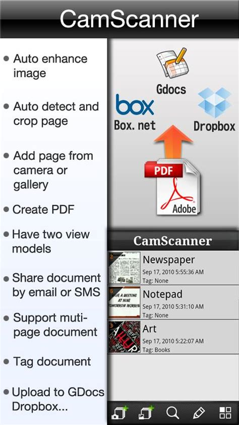 pdf writer for android camscanner phone pdf creator android app review camscanner phone pdf creator for android