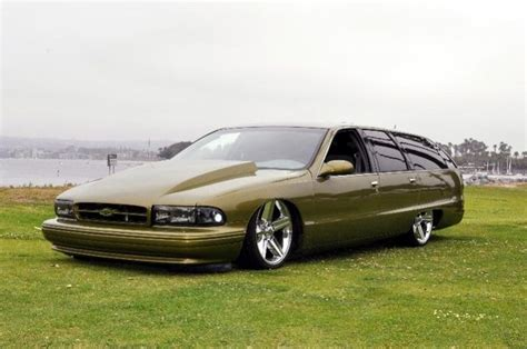custom 96 impala 1000 images about 91 96 caprice custom wagons on