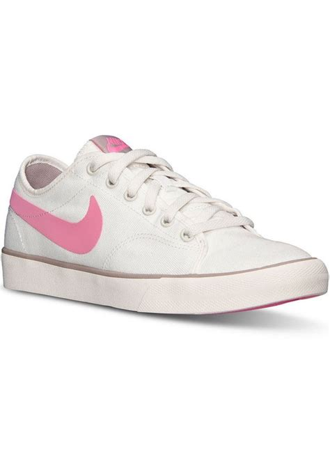 nike nike s primo court canvas casual sneakers from