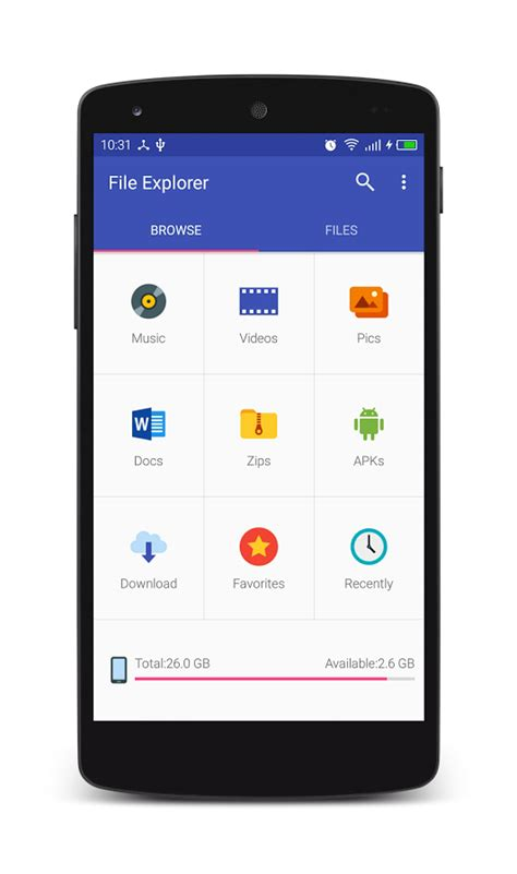 explorer for android file explorer for android 187 apk thing android apps free