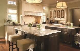 Two Kitchen Islands Rosariocabinets Boston Kitchen Designs 2