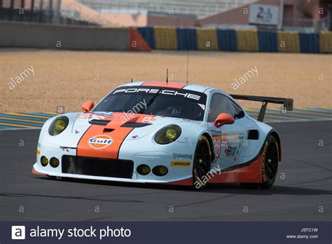gulf racing truck le mans france 2nd june 2017 british gulf racing team