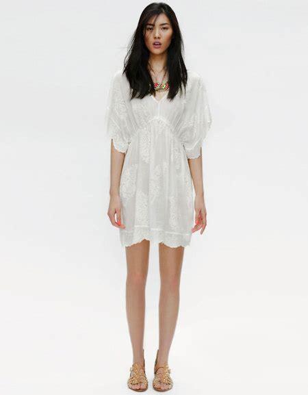 Al Contras Dress 2 quiero un vestido blanco para este verano en zara y mango