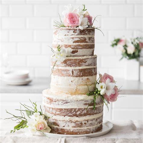 Hochzeit 70 Personen Kosten by So Bereitest Du Eine Cake Hochzeitstorte Zu Recipe