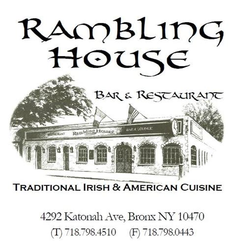 Rambling House by Events Rambling House