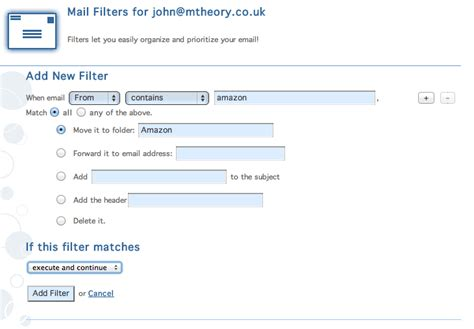 email filter june 2012