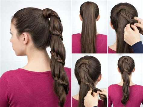 step by step guide to a beauitful hairstyle braid hairstyles for long hair to try with a tutorial