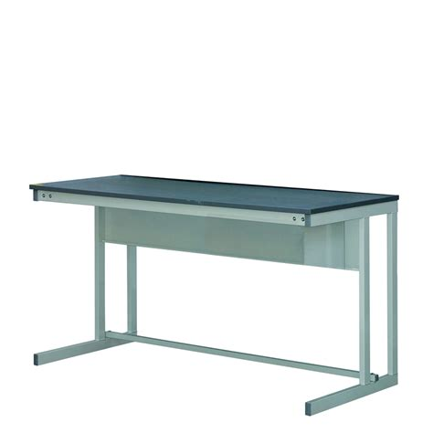 esd bench bc cantilever workbench with esd lamstat worktop ese direct