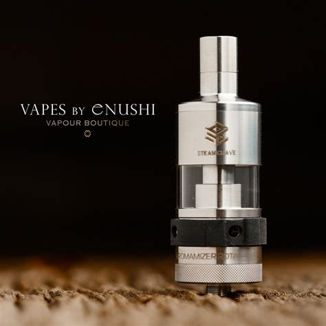 Steam Tuners Rta Clone Bysxk 1 steam crave quot aromamizer 6ml rta quot toronto ontario canada vapes by enushi
