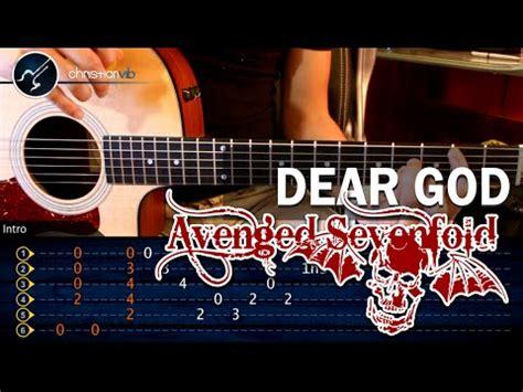 tutorial guitar dear god watch tutorial dear god main riff avenged sevenfold guitar