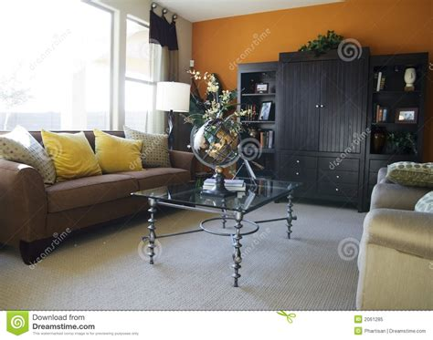 model home interior design royalty free stock photo