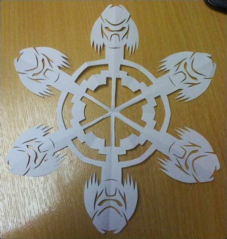 geeky snowflake patterns there s more to geeky snowflakes than star wars