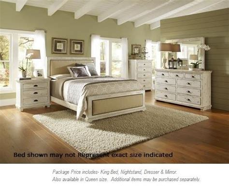 willow bedroom furniture progressive furniture willow 4pc king bedroom miskelly