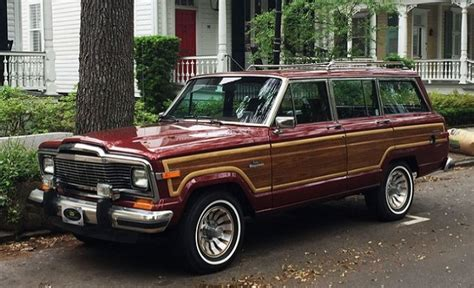 Jeep Wagoneer Forum Pricing For Vintage Grand Wagoneers On The Rise Jk Forum