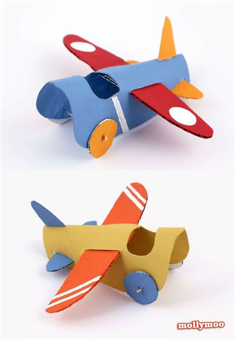 Paper Craft Aeroplane - 17 best ideas about airplane crafts on