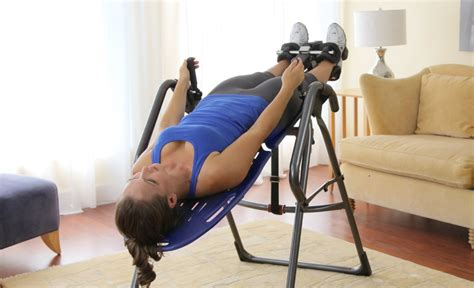 ch it8070 inversion therapy table what is the best inversion table 2017 review yosaki