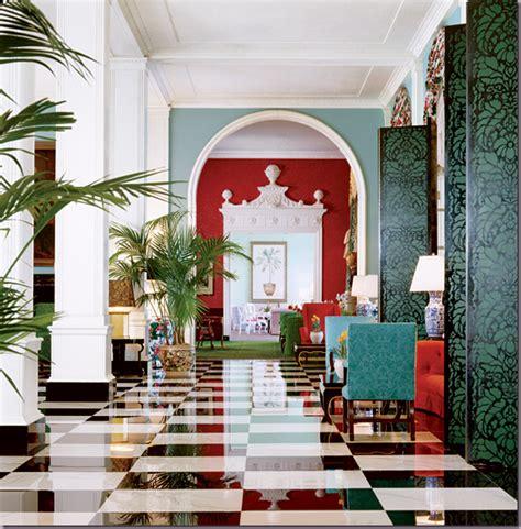 dorothy draper interior designs