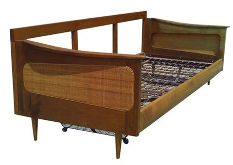 retro danish modern daybed sofa mid century modern trundle bed daybed sofa eames peter