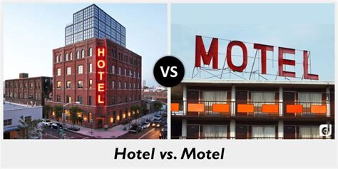 difference between inn and inn express difference between hotel and motel