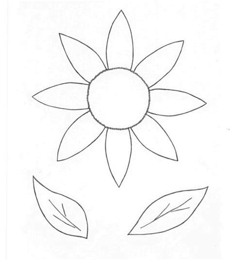 Modèle De Fleur