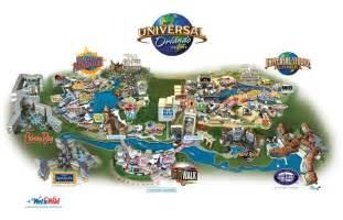 Universal Orlando Resort Map by Universal Studios Orlando Quotes Quotesgram