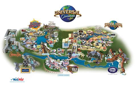 universal orlando map universal orlando resort guru travel an authorized disney vacation plannerguru travel an