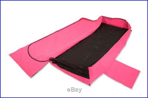 Best Quality Traveller Box traveller pink deluxe king single traditional swag