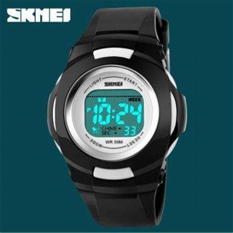 Jam Tangan Anak Wanita Original Casio Skmei Baby G Model Anti Air harga jam tangan anak laki laki anti air original skmei dg1094 hitam pricenia
