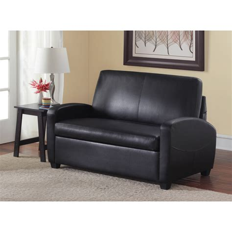 faux leather sleeper sofa faux leather sofa sleeper furnisho verona faux leather