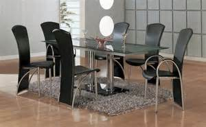 Metal Dining Room Set 7 modern dining room sets with stunning metal dining tables