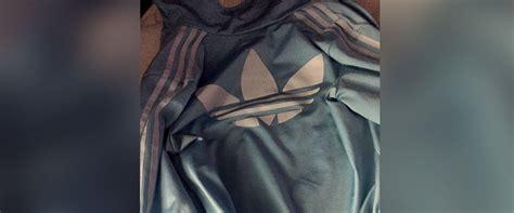 Jaket Adidas Pm debate the color of an adidas jacket ignites 1 year