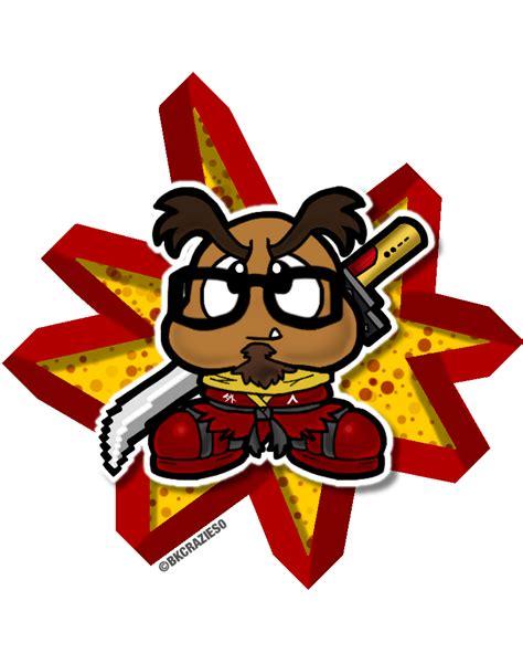 Paper Mario Fan Sprite Gaijin Goombah By Bkcrazies0 On