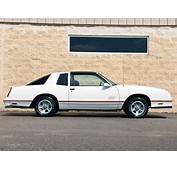 Chevrolet Monte Carlo SS Aerocoupe 1987 Pictures 2048x1536